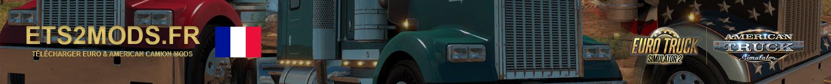 Euro Truck Simulator 2 mods | ETS2 Mods